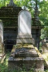 Tomb of Samuel Ustazade de Silvestre de Sacy
