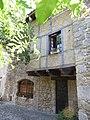 Pérouges - Maison Grezin (cadastre 1374) - rue des Rondes (1-2014) 2014-06-25 13.12.43.jpg