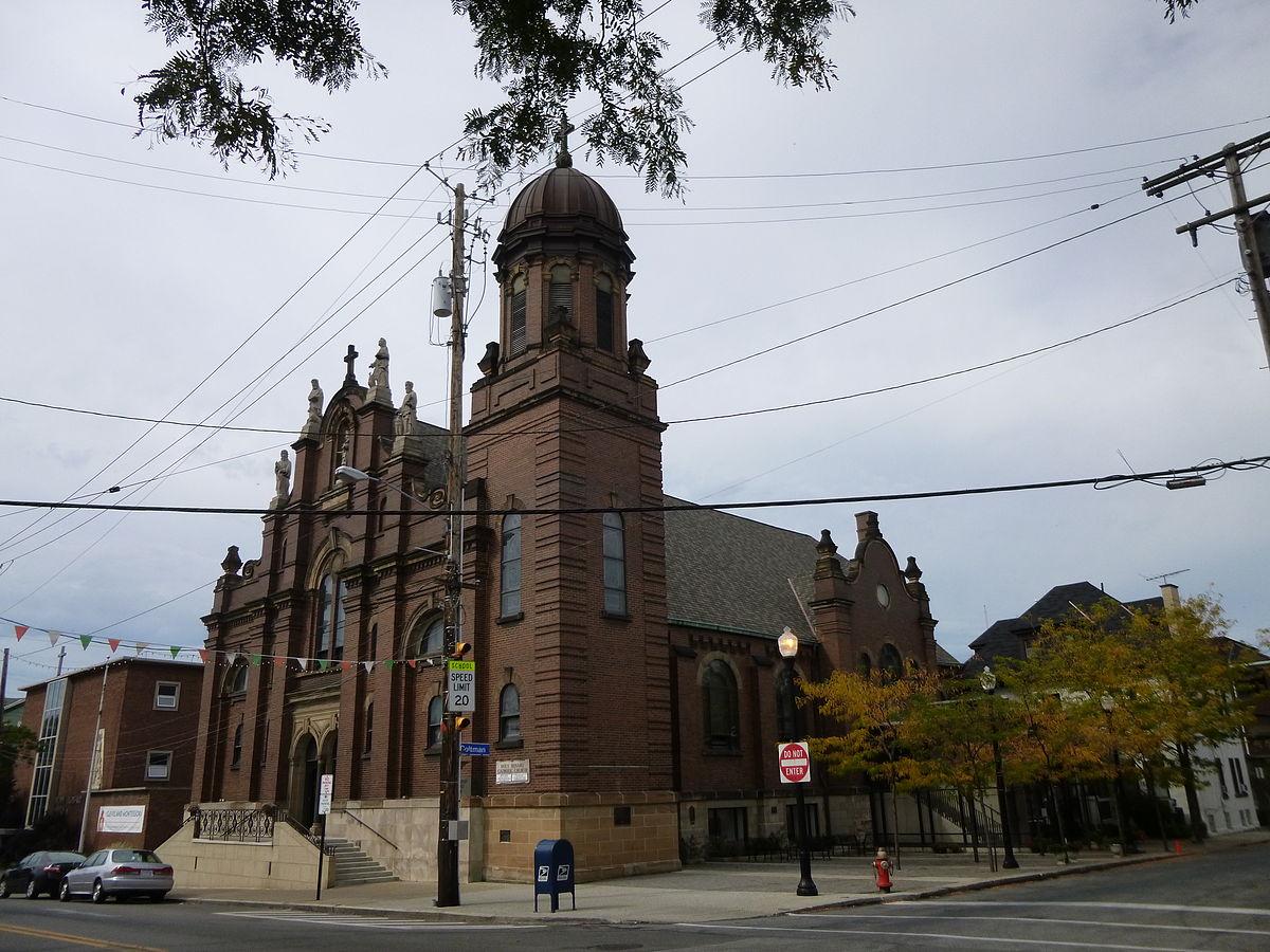 Holy Rosary Church (Cleveland, Ohio) - Wikipedia