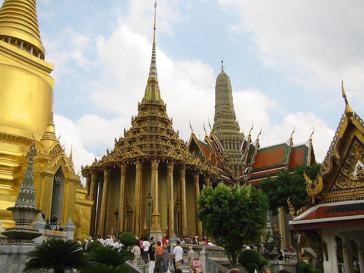 Religion in Thailand - Wikipedia