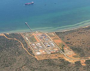 PDVSA - PDVSA Gas, Isla de Margarita.
