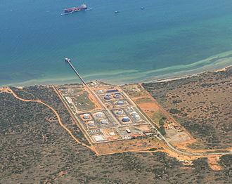 PDVSA - PDVSA Gas, Isla de Margarita