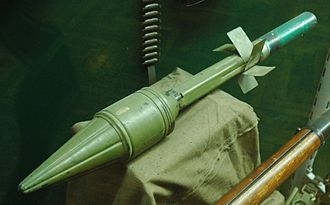 RPG-2 - PG-2 HEAT projectile