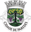 Coat of arms of Paredes