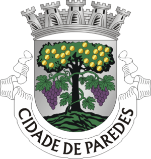 Paredes, Portugal - Image: PRD1