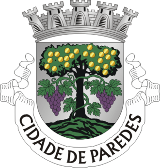 Paredes, Portugal - Image: PRD1