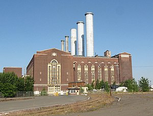 Kearny, New Jersey - Kearny Generating Station