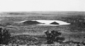 PSM V82 D474 Early stage of a volcano in high desert of western new mexico.png