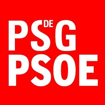 Logo do Partido dos Socialistas de Galicia