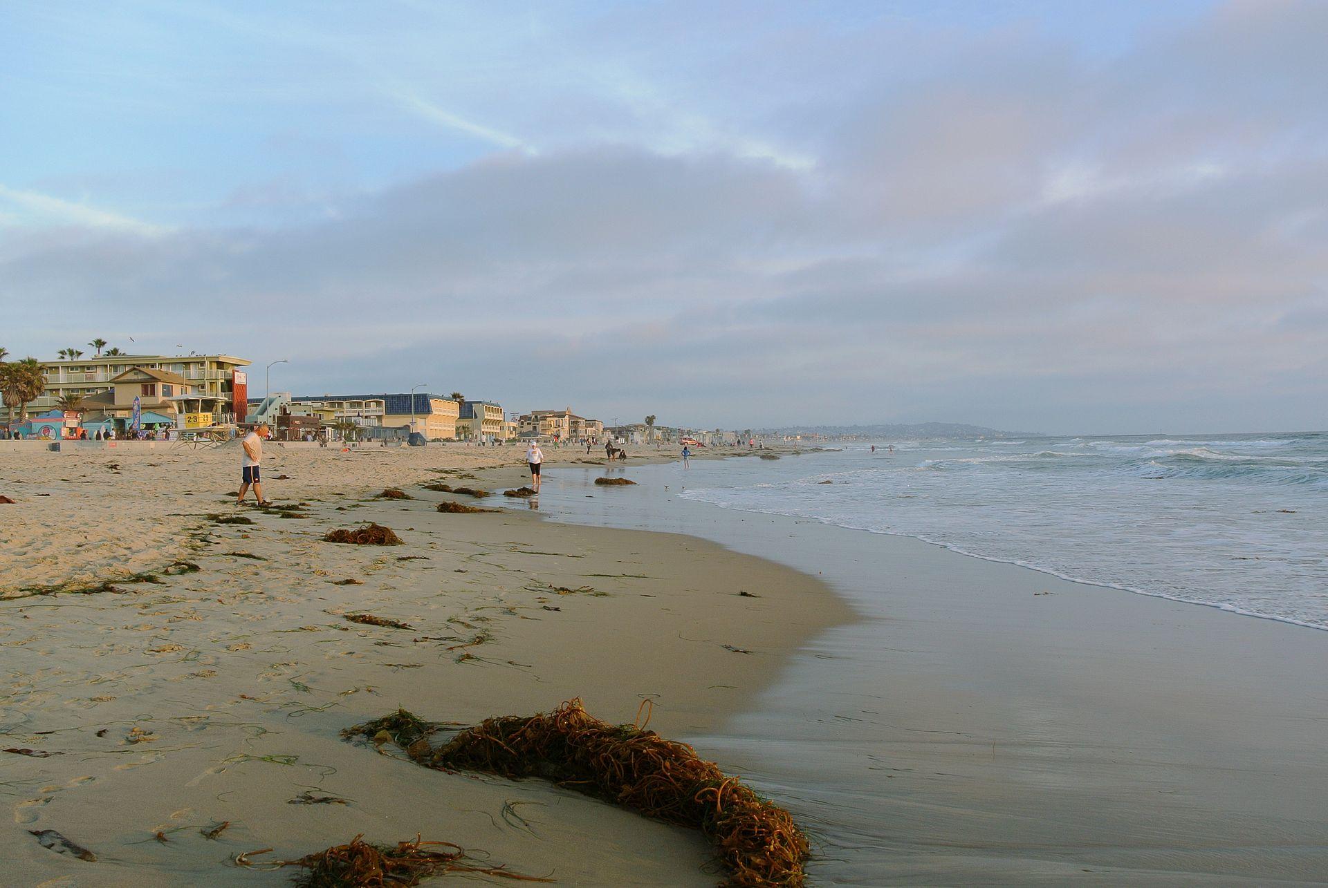 Pacific beach san diego - 2 4