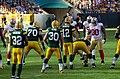 Packers offense - San Francisco vs Green Bay 2012.jpg