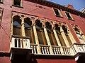 Padova - medieval architecture on Via Dante - panoramio.jpg