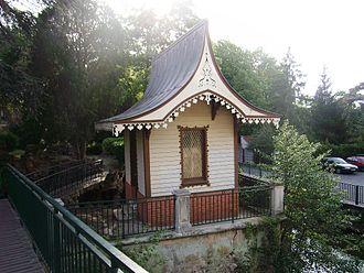 Arpajon - The Tonkin Pagoda