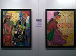 Paintings at Hyderabad airport 07.jpg