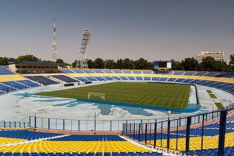 Pakhtakor Tashkent FK - Pakhtakor Markaziy Stadium in Tashkent