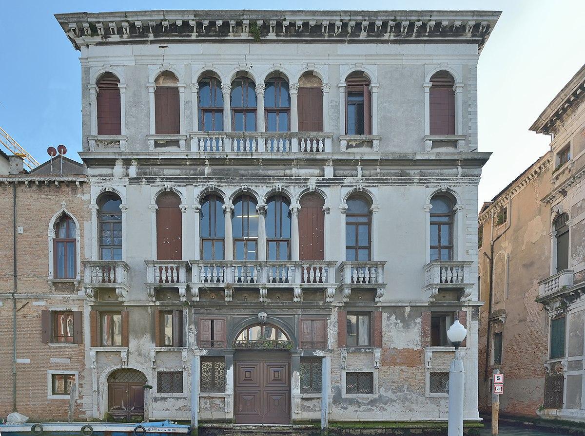 Ca 39 tron palazzo wikipedia for Scuola sansovino venezia