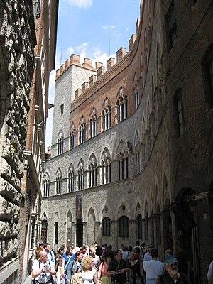 Palazzo Chigi-Saracini - Palazzo Chigi-Saracini.