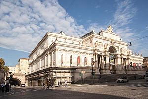 Via nazionale wikip dia a enciclop dia livre for Palazzo delle esposizioni via nazionale roma