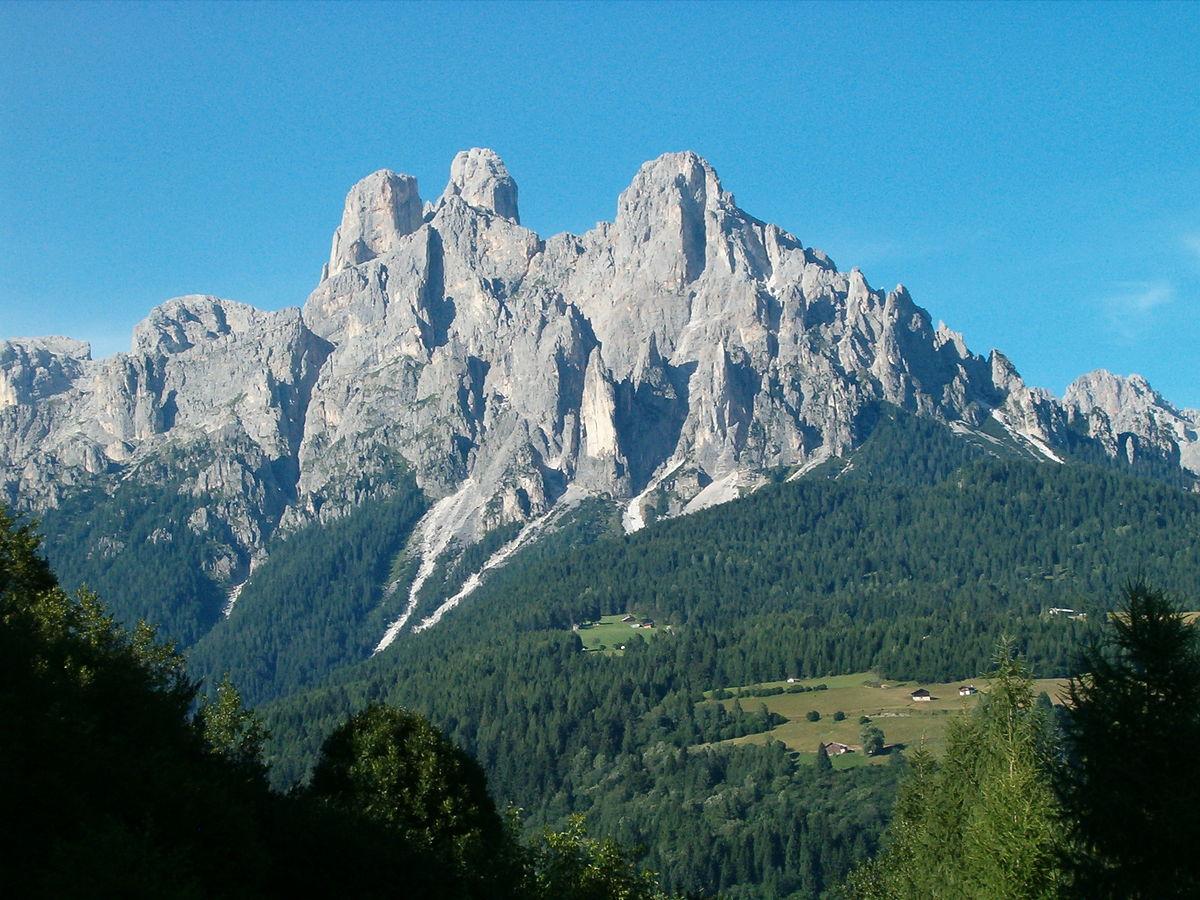 Primiero wikipedia for Monti del trentino