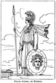 Pallas Athena, or Minerva. (Greek mythology systematized).png