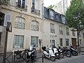 Panneau Dernière demeure de Béranger- 5 rue Béranger.jpg