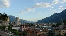 Trento, where Mussolini found his first job