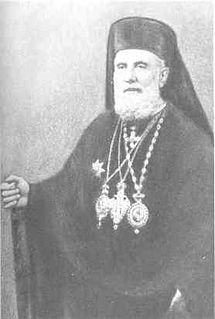 Panteleimon Kotokos Greek bishop