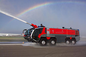 Emergency management - An airport emergency preparedness exercise
