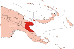 Papua new guinea morobe province.png