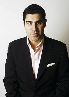 Parag Khanna American political scientist