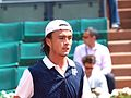 Paris-FR-75-open de tennis-25-5-16-Roland Garros-Taro Daniel-11.jpg