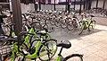 Paris.gare Austerlitz.Velib.et.gobee.20171117.jpg