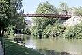 Paris - Buttes Chaumont - Passerelle 02.jpg
