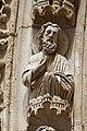 Paris - Cathédrale Notre-Dame - Portail de la Vierge - PA00086250 - 079.jpg