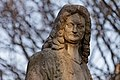 Paris - Les Invalides - Place Vauban - Statue de Vauban - PA00088714 - 003.jpg