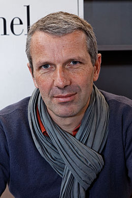 Paris - Salon du livre 2012 - Christophe Dubois - 001.jpg