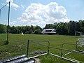 Parkerdő football field, Agárd, 2017 Gárdony.jpg