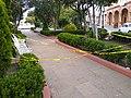 Parque de Calpulalpan, Tlaxcala cerrado durante la Pandemia de COVID-19 05.jpg