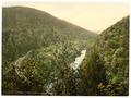 Pass of Killiecrankie, Queen's View, Scotland-LCCN2002695045.tif