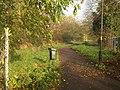 Path, Cottenham Park - geograph.org.uk - 2170481.jpg