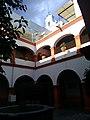 Patio del Exconvento de Santa María Magdalena en Texmelucan, Puebla.jpg