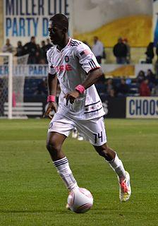 Patrick Nyarko Ghanaian footballer