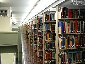Pennsylvania State University Libraries - The Stacks