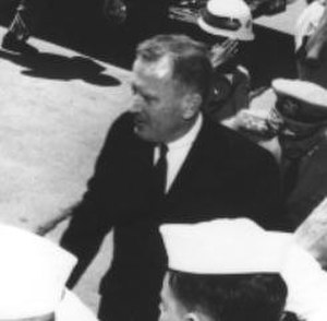 Paul B. Fay - Paul B Fay, aboard USS PTF-3