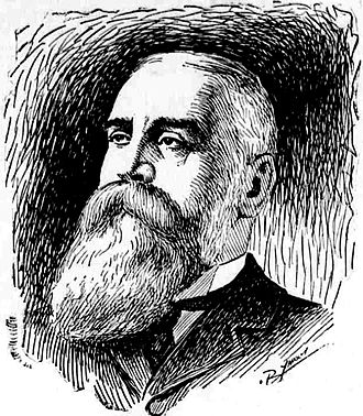 Paul Isenberg - Newspaper sketch from 1904