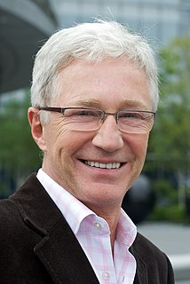 Paul OGrady British comedian, actor and television presenter