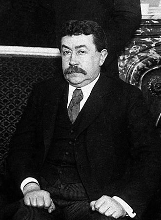 Paul Painlevé - Paul Painlevé in the 1920s