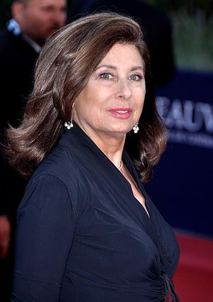 Paula Wagner - Wagner in 2012 at the Deauville American Film Festival.