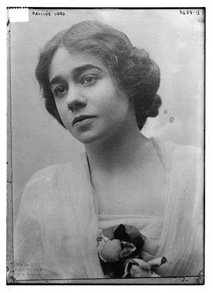 Pauline Lord - Pauline Lord in 1915