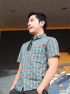 Paulo Avelino Filipino actor and model